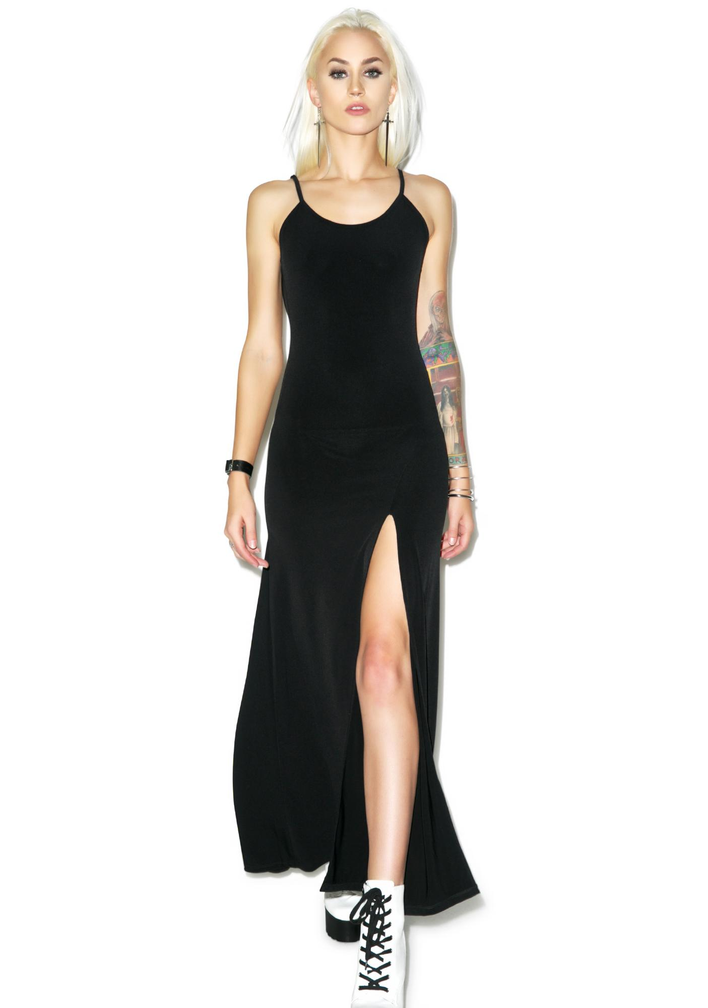 Black Wednesday The Provocateur Dress