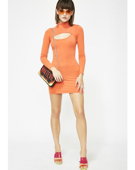 Juicy Dangerous Damsel Bodycon Dress