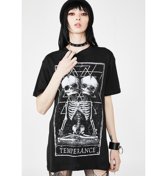 Mortus Viventi Temperance T-Shirt