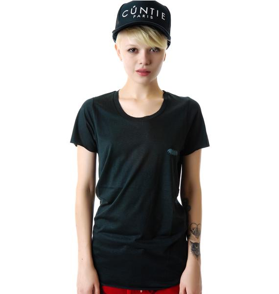 Zoe Karssen Little Bat Loose Fit Tee