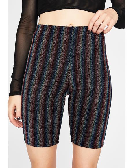 Crunk Abyss Biker Shorts