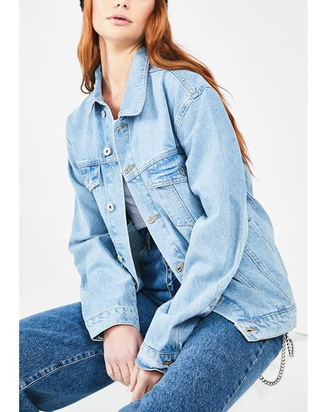 Buddy Denim Jacket