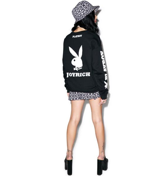Joyrich Joyrich X Playboy Knit Crew