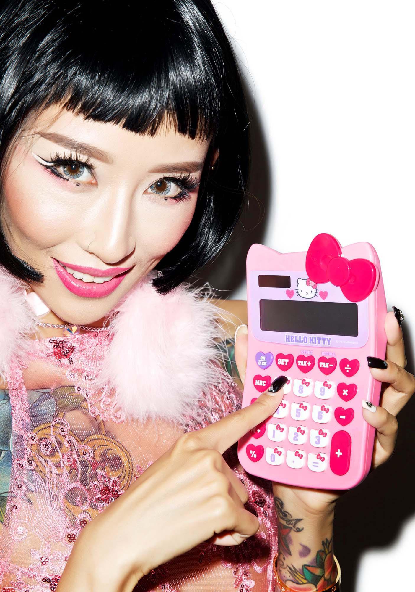 Sanrio Hello Kitty Calculator