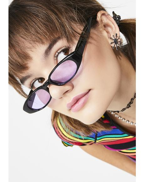 Fairy Lulu Retro Sunglasses