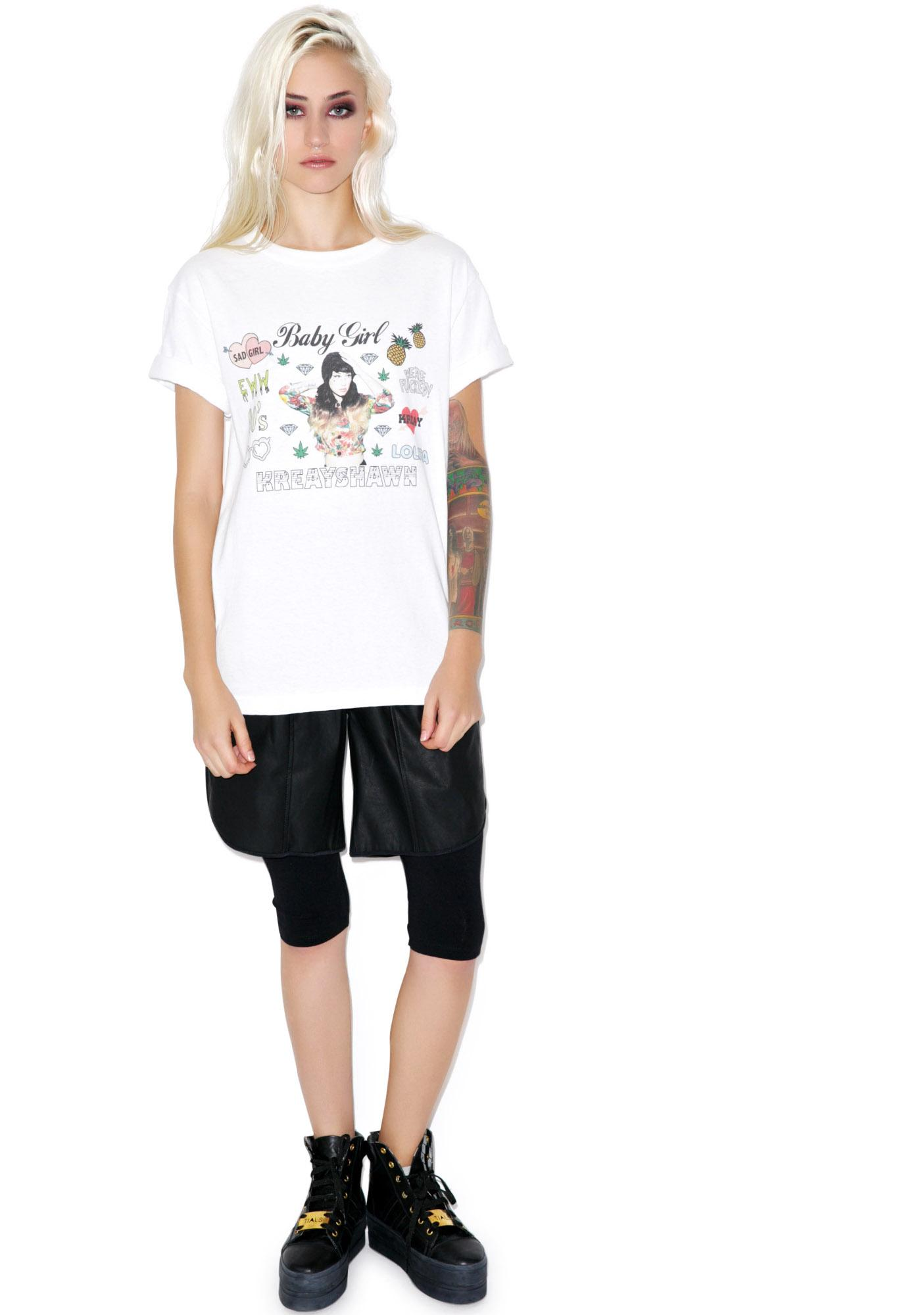United Couture Kreayshawn X United Couture Tee
