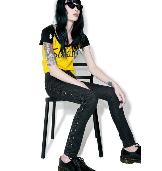 Disturbia Joan Ring Jeans