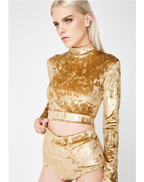 Go For Gold Shorts