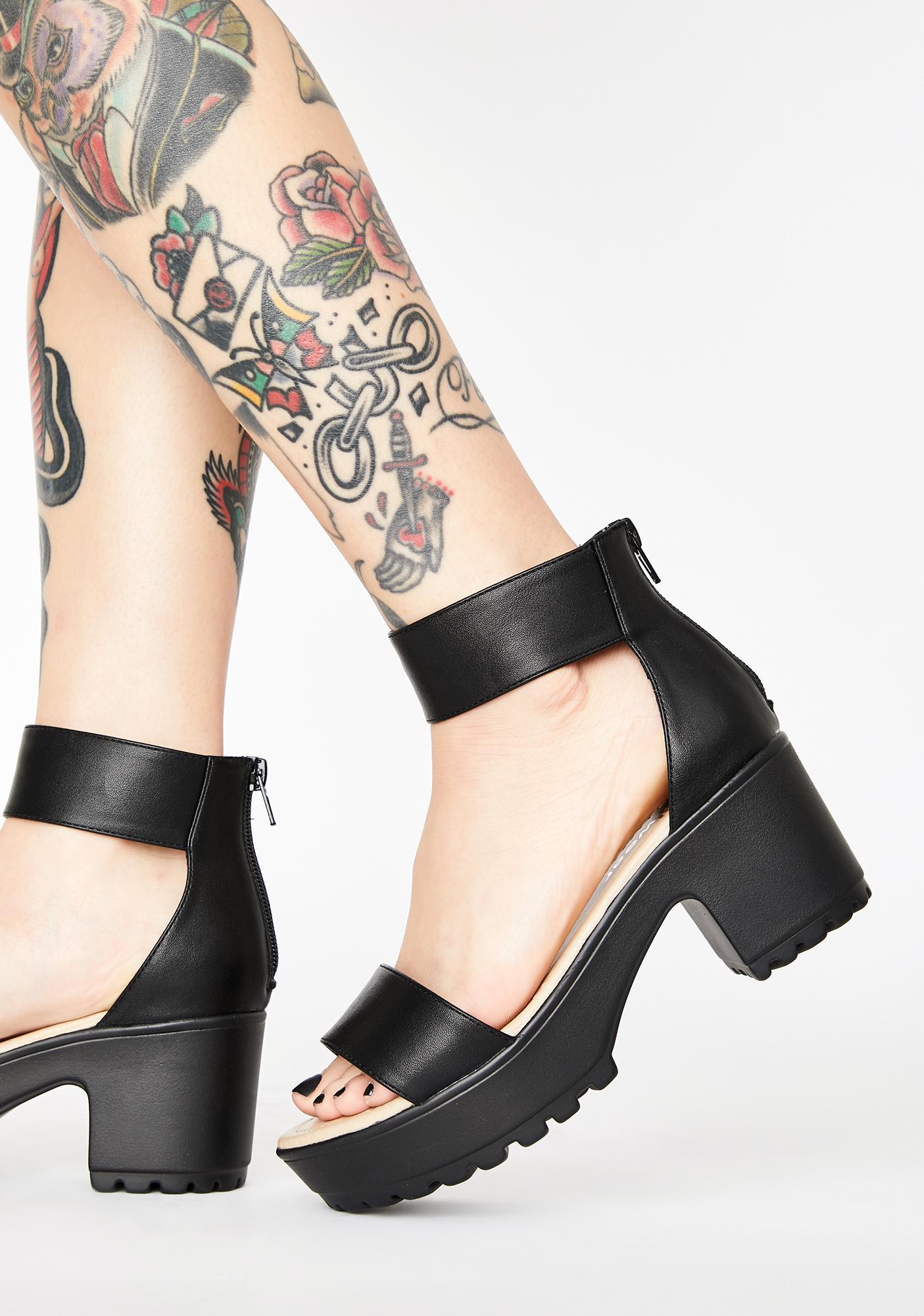 Koi Footwear Block Heel Sandals