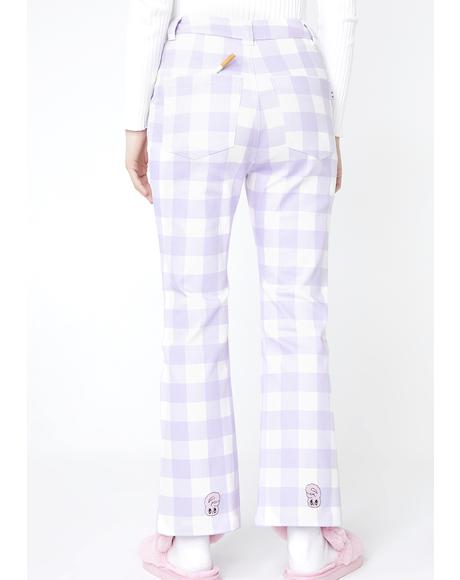 Bunny Back Trousers