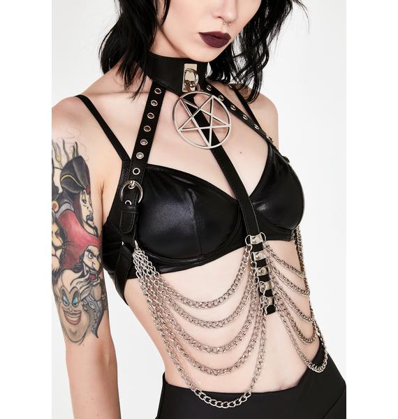 Killstar Hell Is Haute Harness
