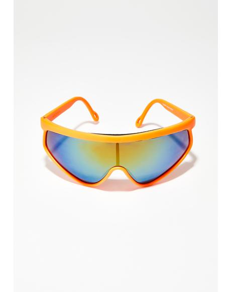 Space Bass Sunglasses