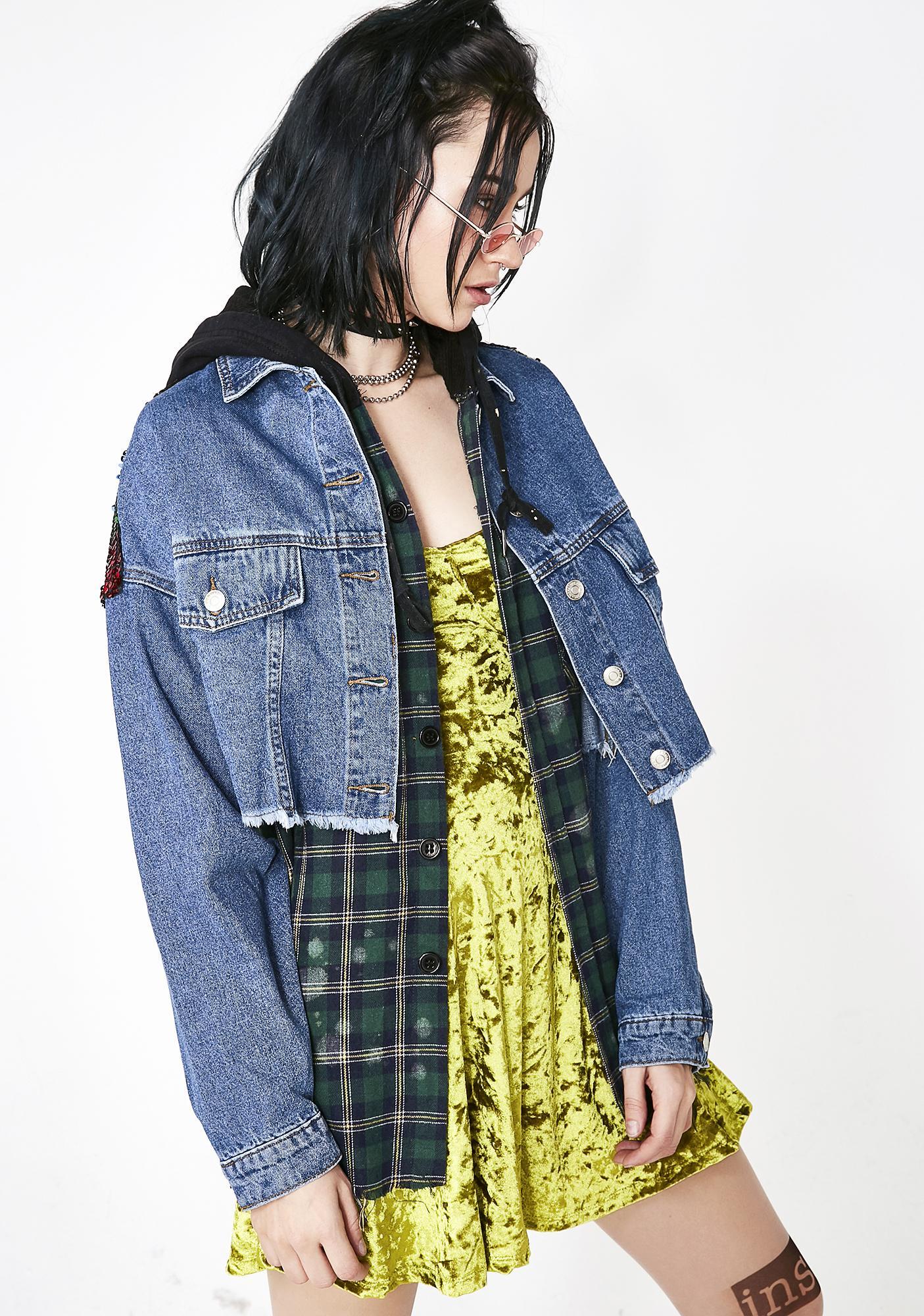 Yung Stunna Denim Jacket