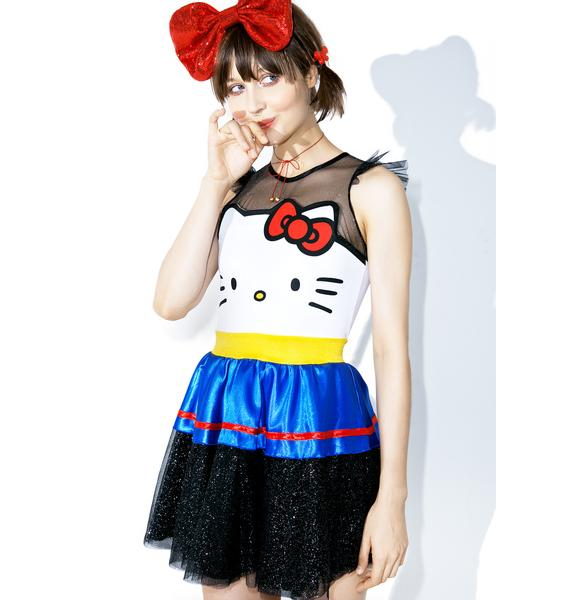 Darling Hello Kitty Costume