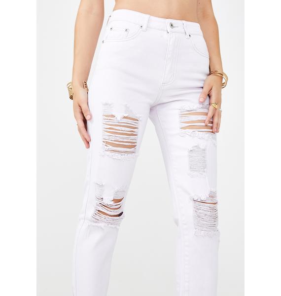 Never Play Fair Denim Jeans