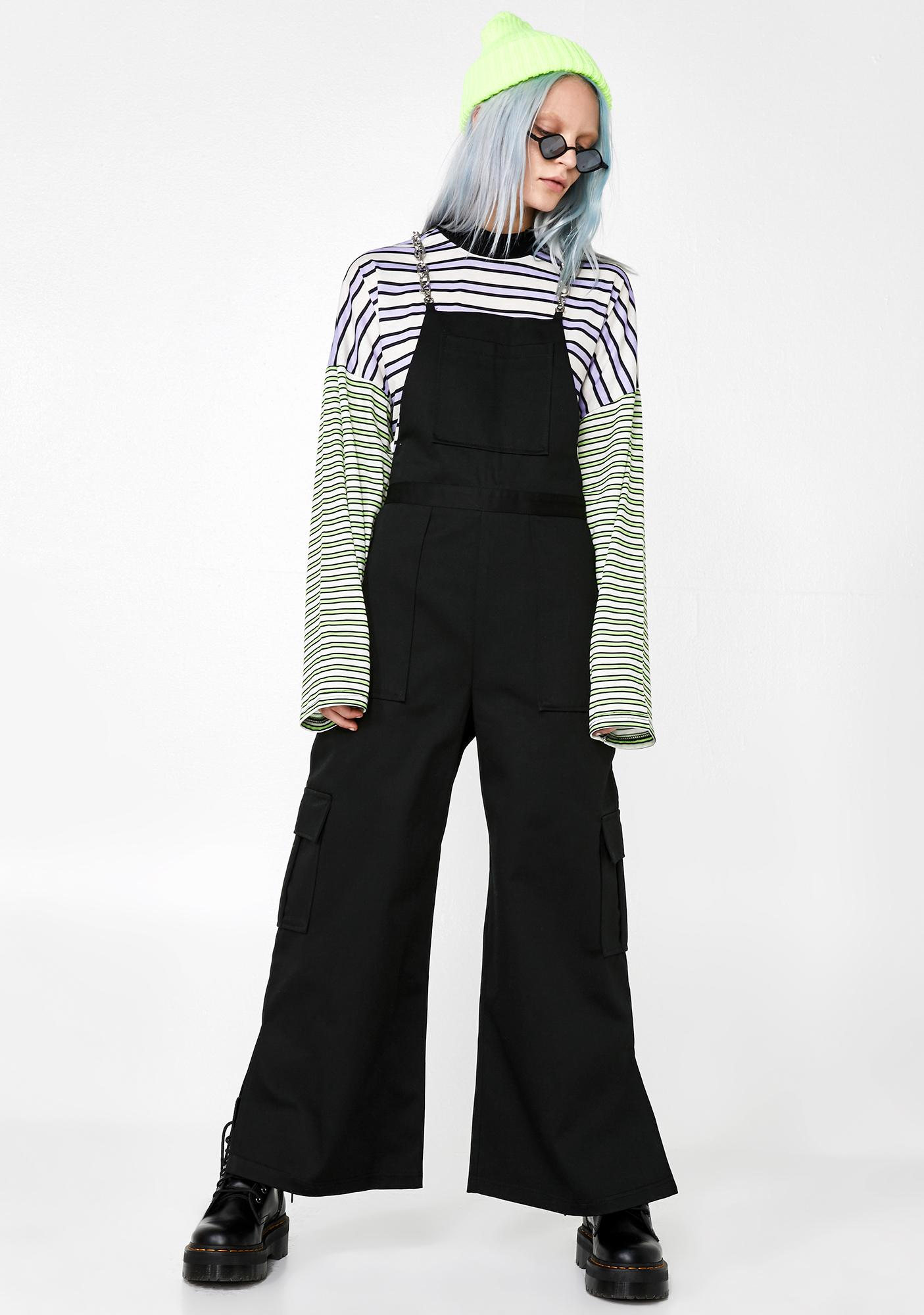 The Ragged Priest Wrench Dungarees