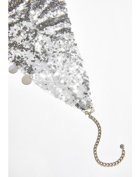Sequin Bandit Necklace