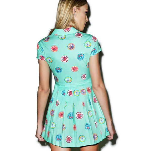 Iron Fist For Cups Cake Dress