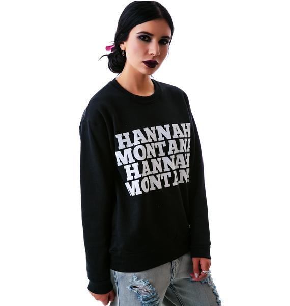 Private Party Hannah Montana Sweatshirt