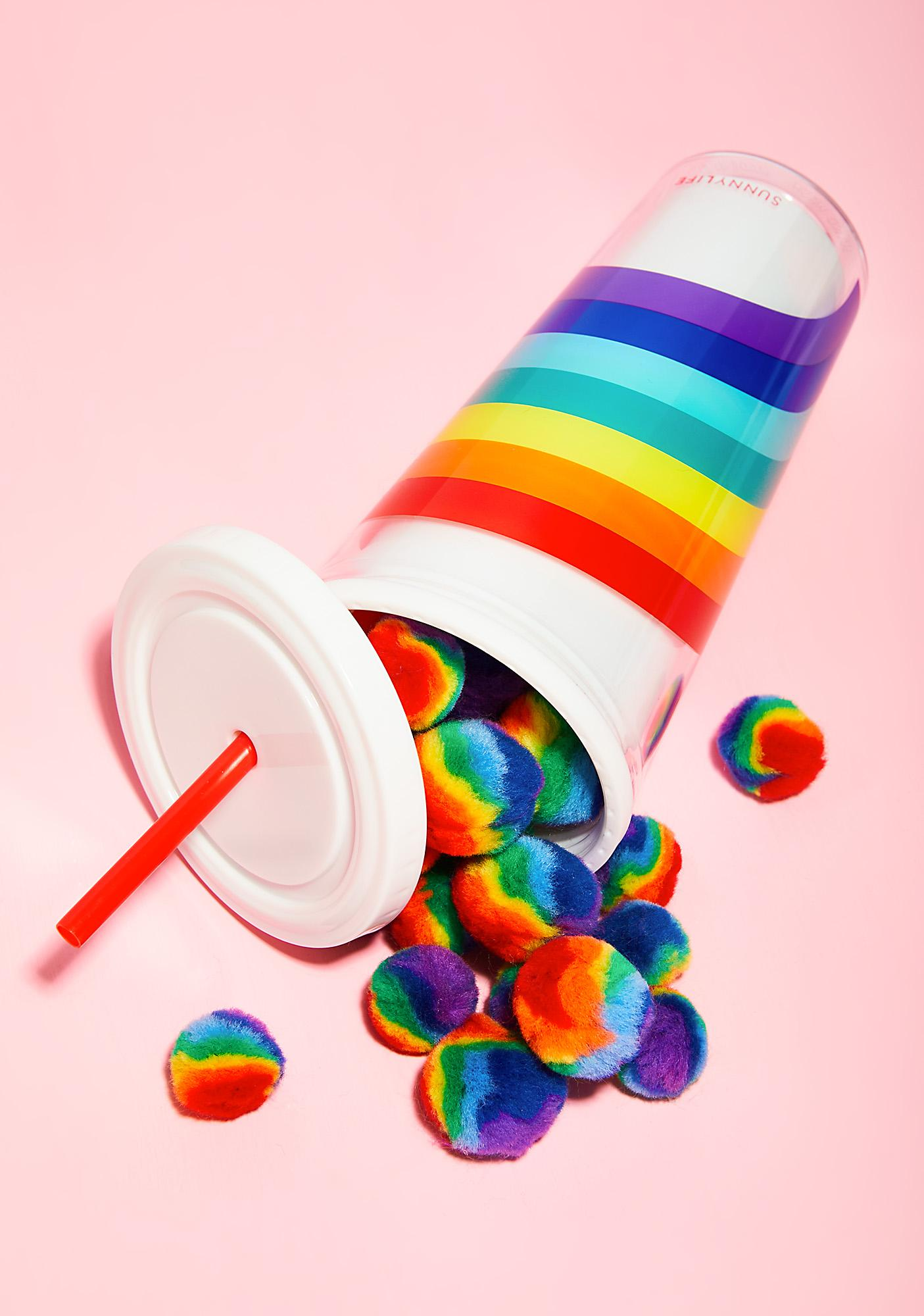 Rainbow Tumbler
