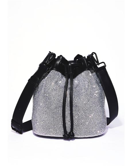 Chainmail Bucket Bag