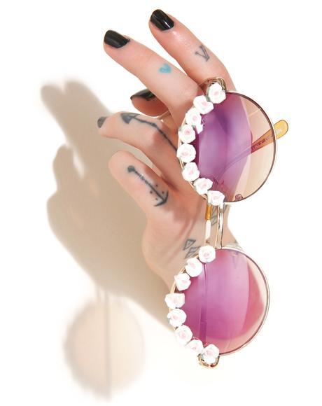 Botanica Romantique Sunglasses