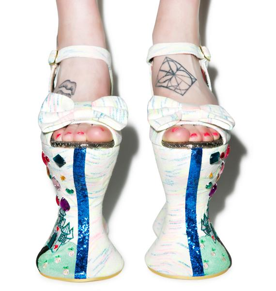 Irregular Choice Tall Tail Heels