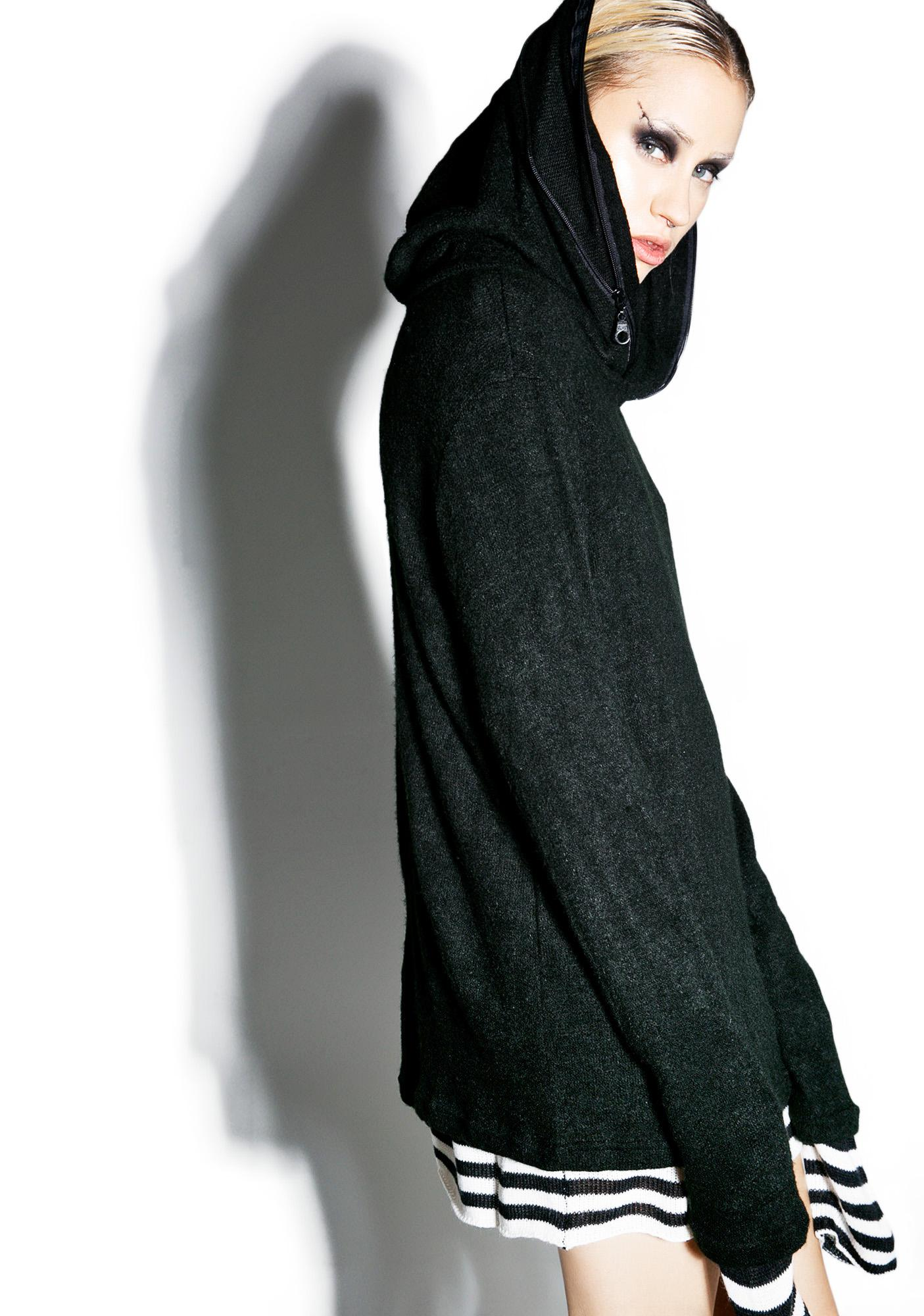 MNML Revere Hooded Sweater