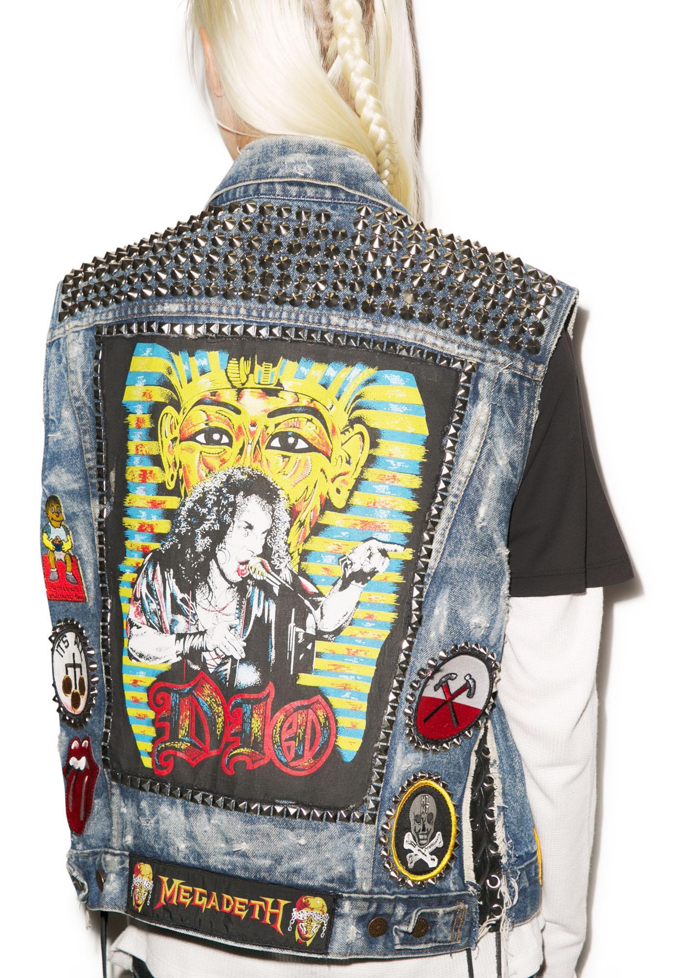 Hazmat Design Hungry For Rock Vest