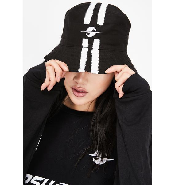 Gypsy Sport 2-Stripe Bucket Hat