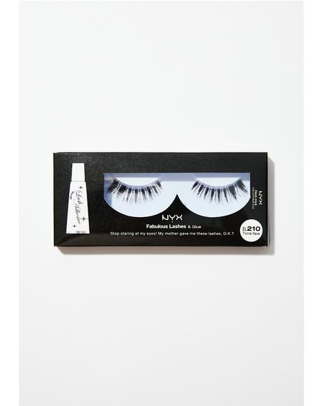Tonis Fave Fabulous Lashes & Glue