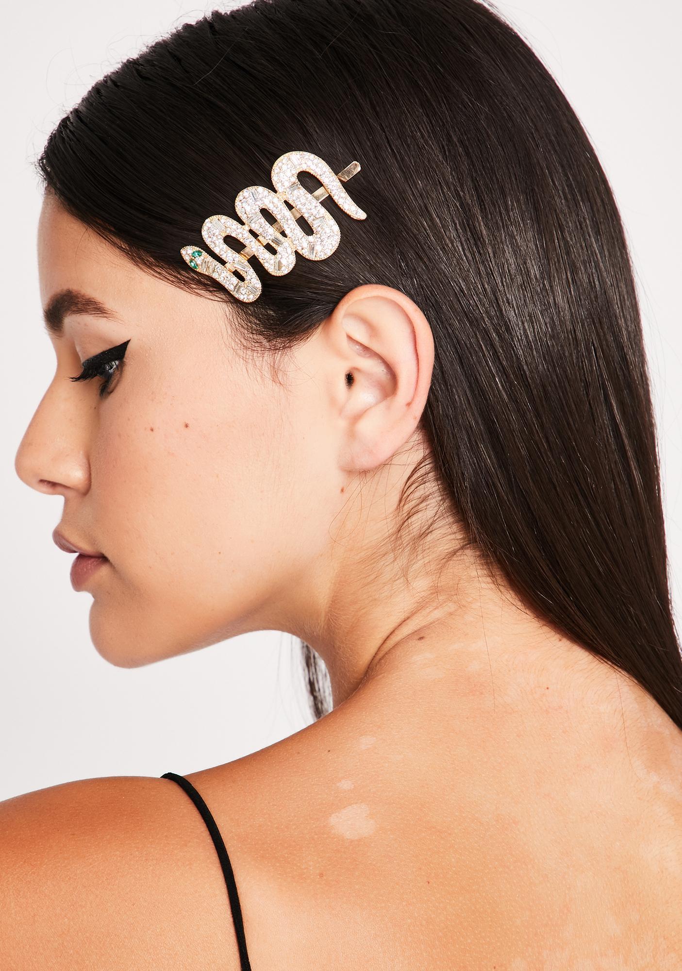 Toxic Envy Hair Pin