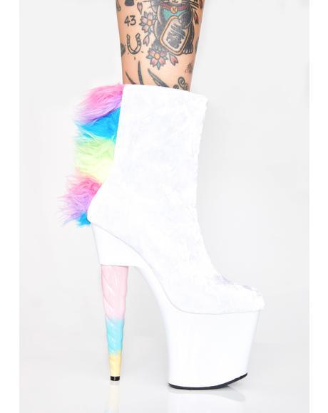 Mythical Mami Platform Heels