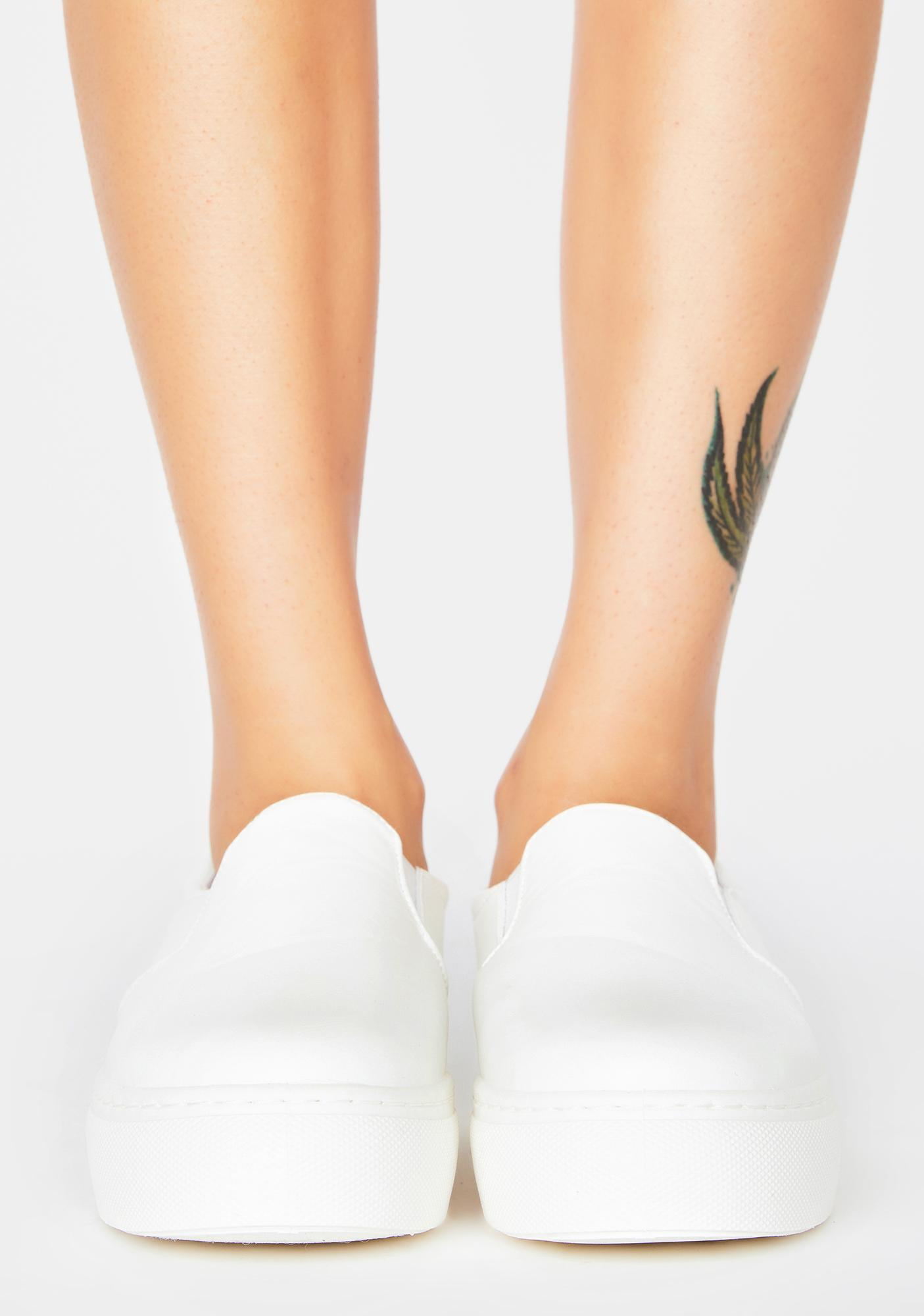 Boppin' Around Platform Sneakers