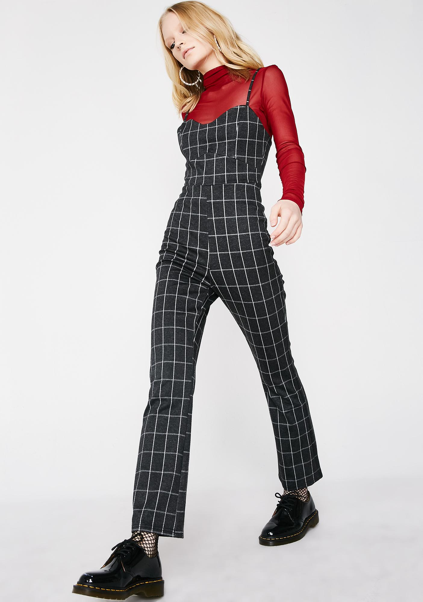 You Don't Own Me Jumpsuit
