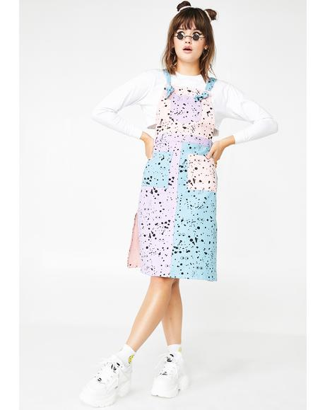 x Studio Arhoj Pinafore Dress