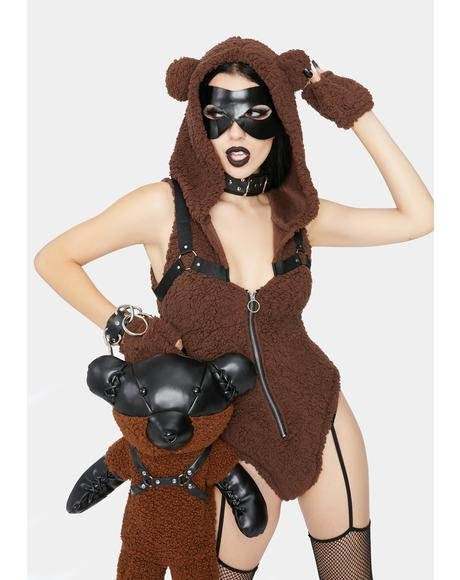 Beary Bad Costume Set