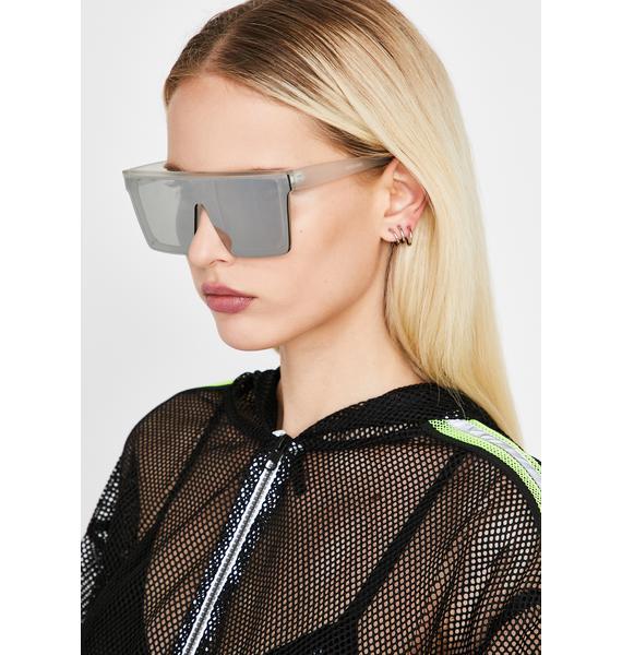 Chrome Xtreme Elementz Shield Sunglasses