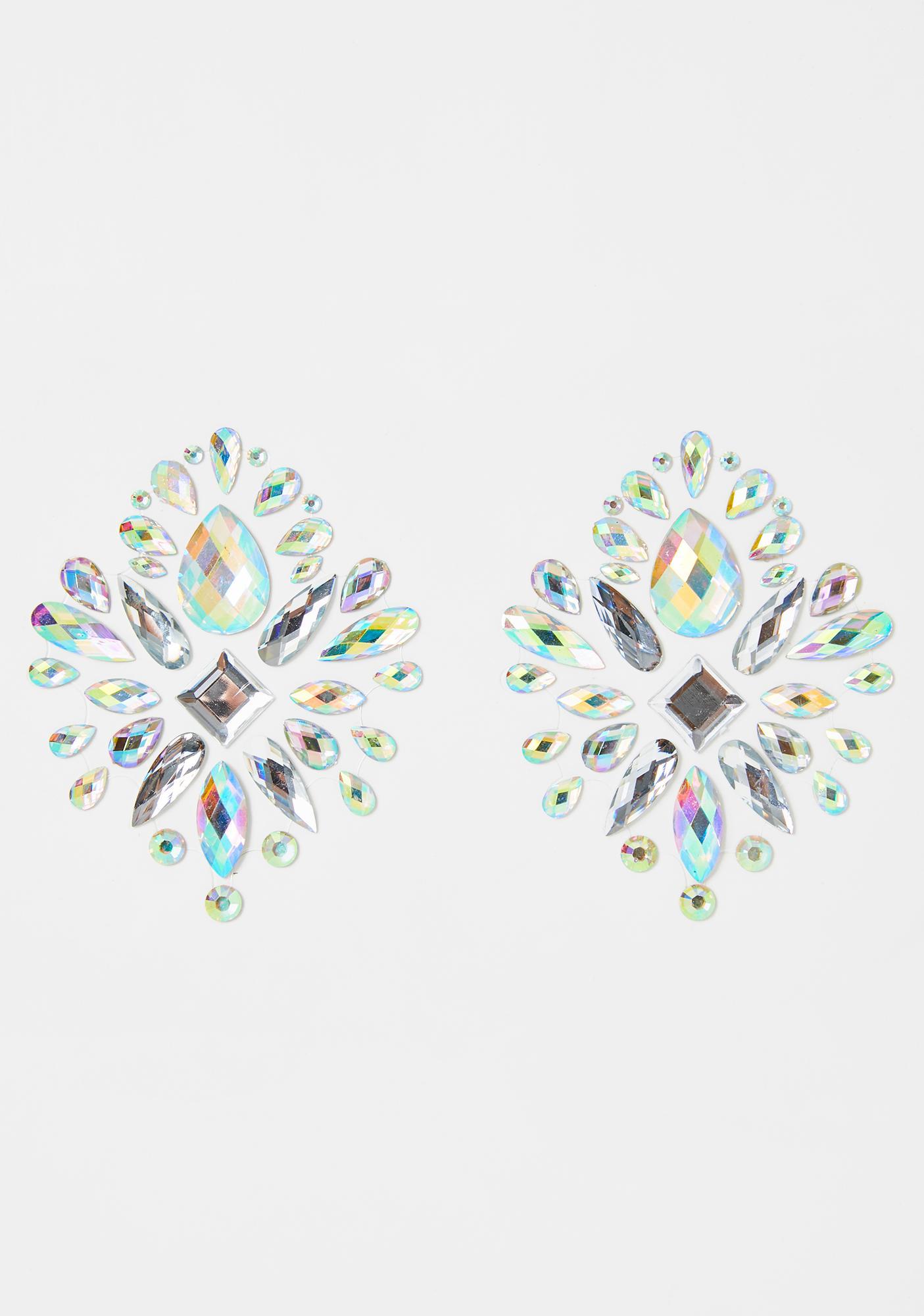 Crystal Fairy Gem Pasties