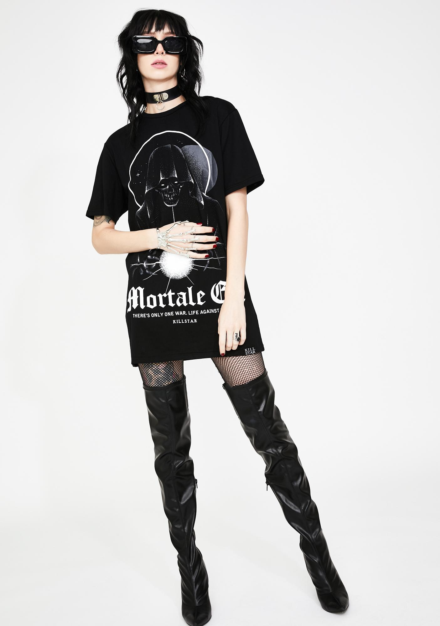 Killstar Mortale Graphic Tee