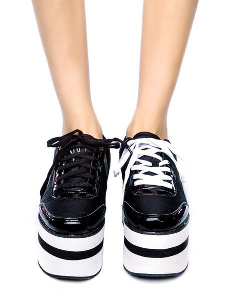 Krazii Platform Sneakers
