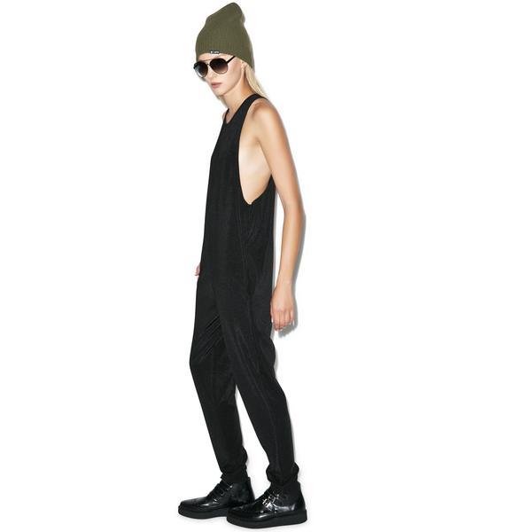 Guapo Racer-Back Jumpsuit