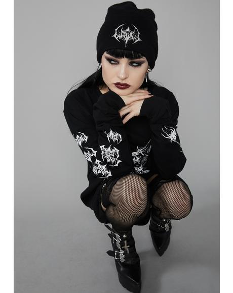 Wicked Widow Beanie
