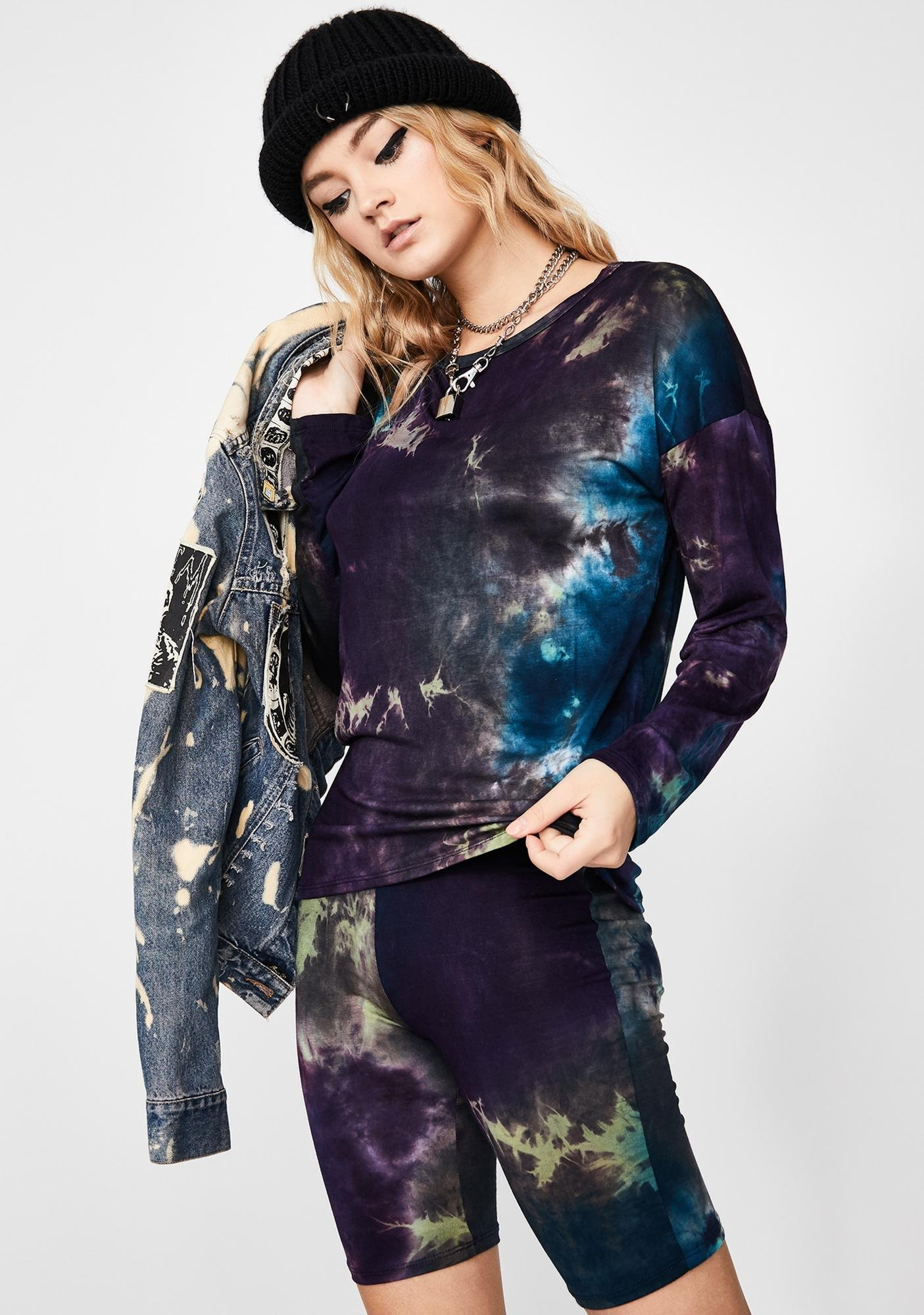 Galactic Chill Tie Dye Set