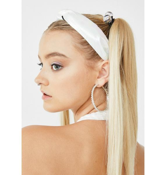 Heaven Sent Iridescent Headband