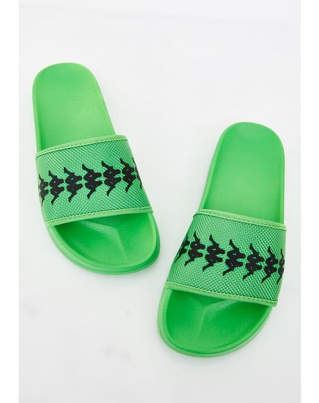 Green 222 Banda Adam 12 Slides