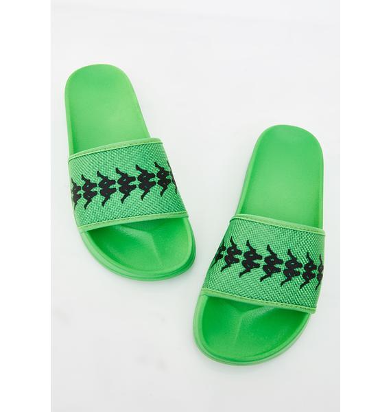 Kappa Green 222 Banda Adam 12 Slides