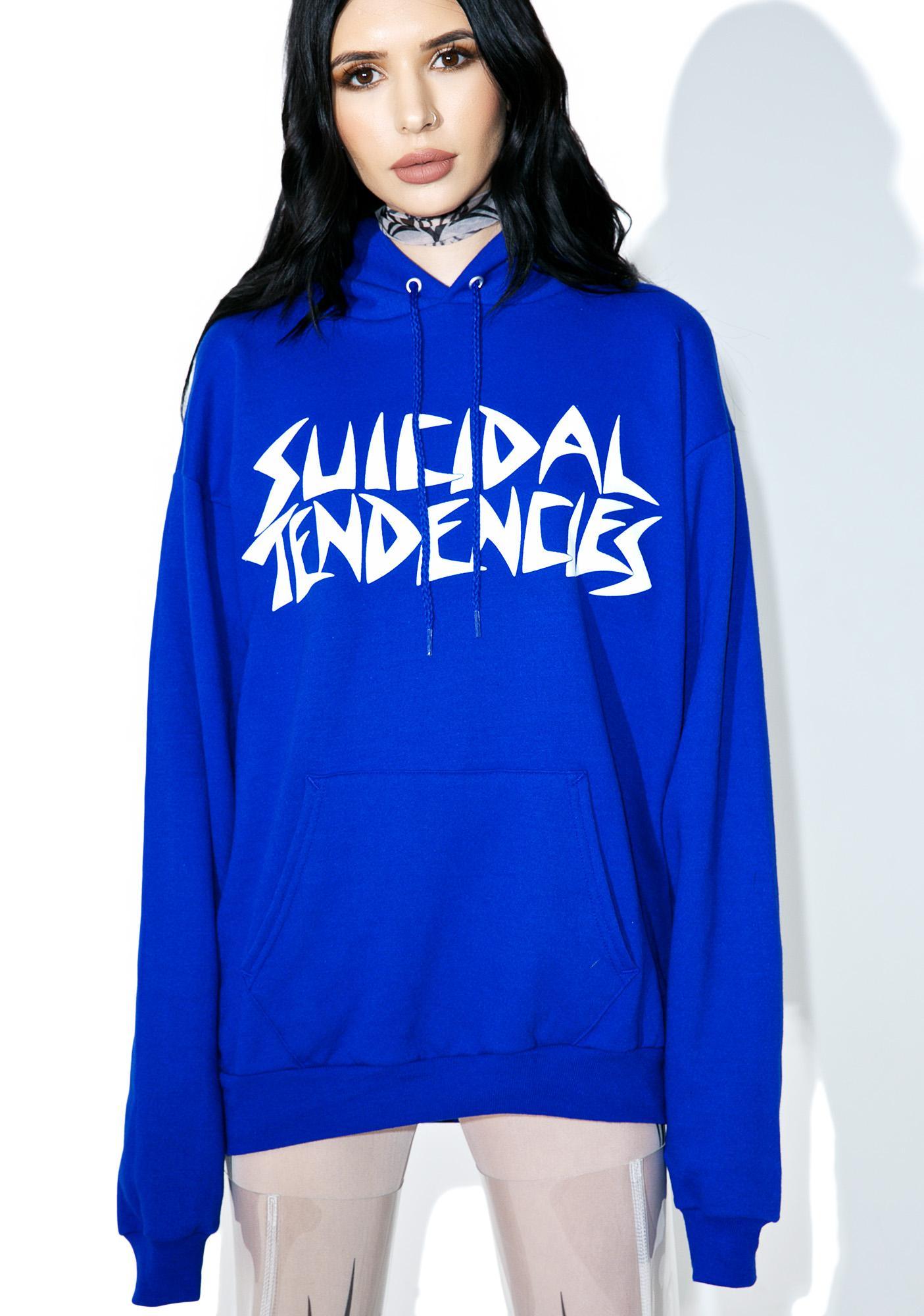 Suicidal Tendencies St Possessed Hoodie