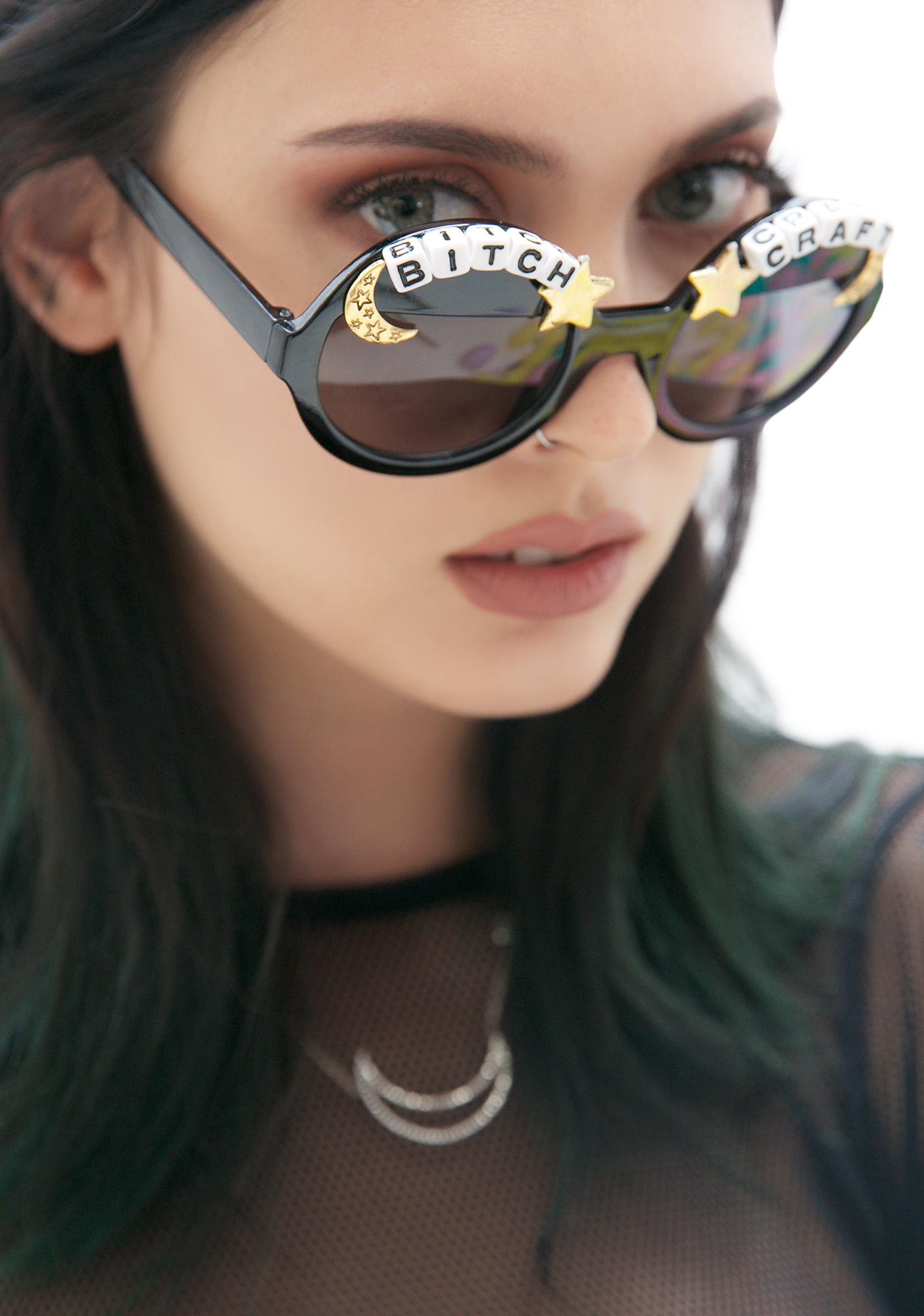 Rad and Refined Bitch Craft Sunglasses