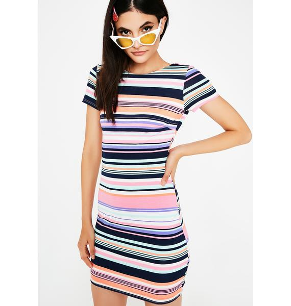 Sweet Revenge Mini Dress